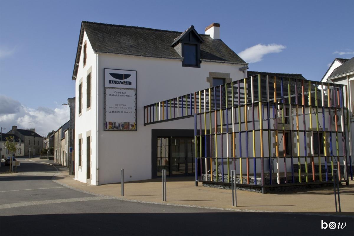 Le Patiau ~ Centre d'art et d'histoire céramique à Saint-Jean la poterie