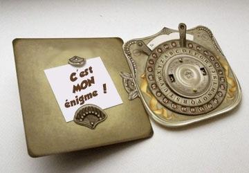 Fête des énigmes à Enigmaparc