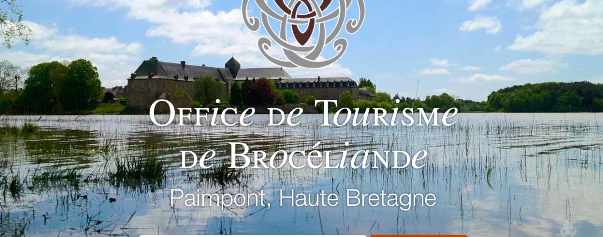 Offices de tourisme bretagne guide touristique morbihan bretagne finistere cotes d 39 armor ille - Office du tourisme de paimpont ...